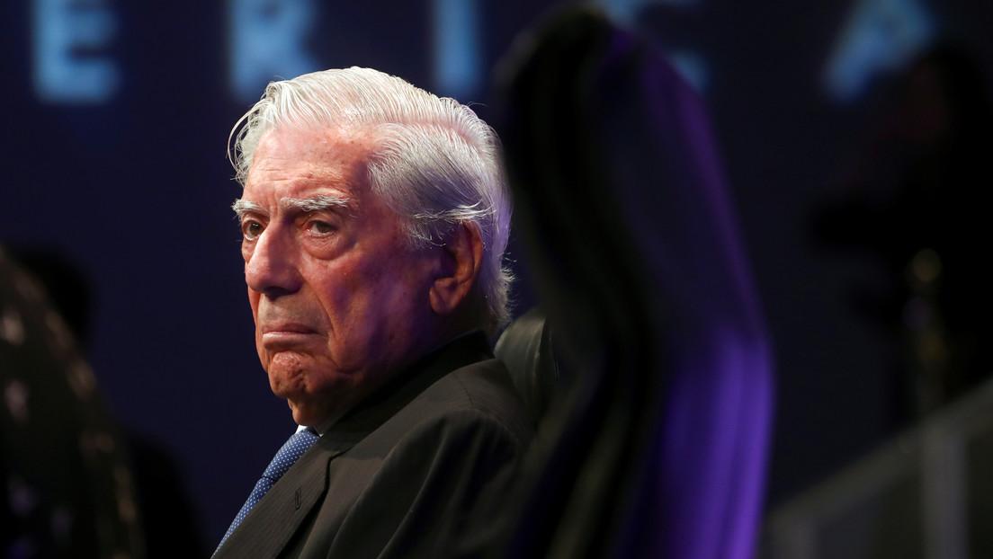 """""""Es una estupidez"""": Reaparece el video de las críticas de Vargas Llosa al lenguaje inclusivo y desata una fuerte polémica en México"""