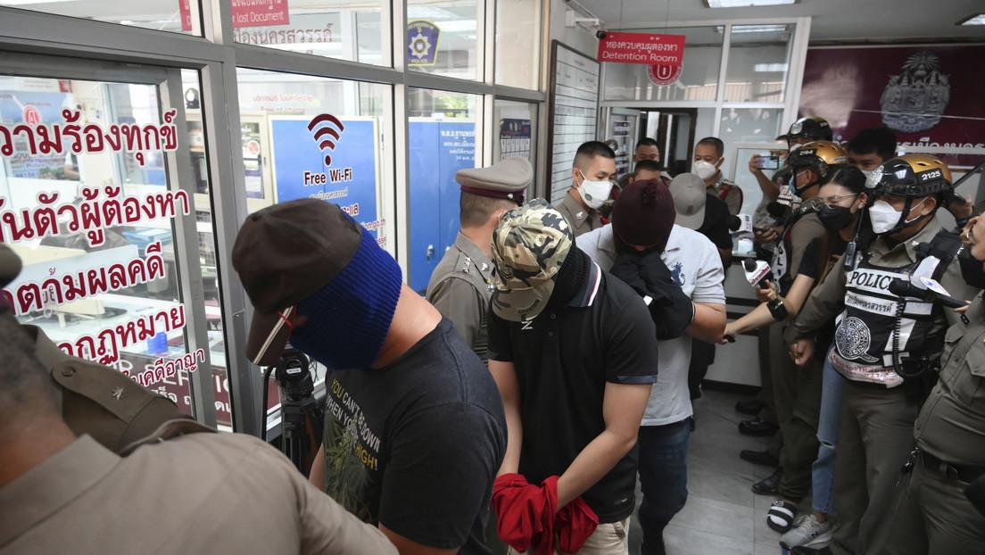 Un video de policías extorsionando y torturando hasta la muerte a un sospechoso lleva a varias detenciones en Tailandia