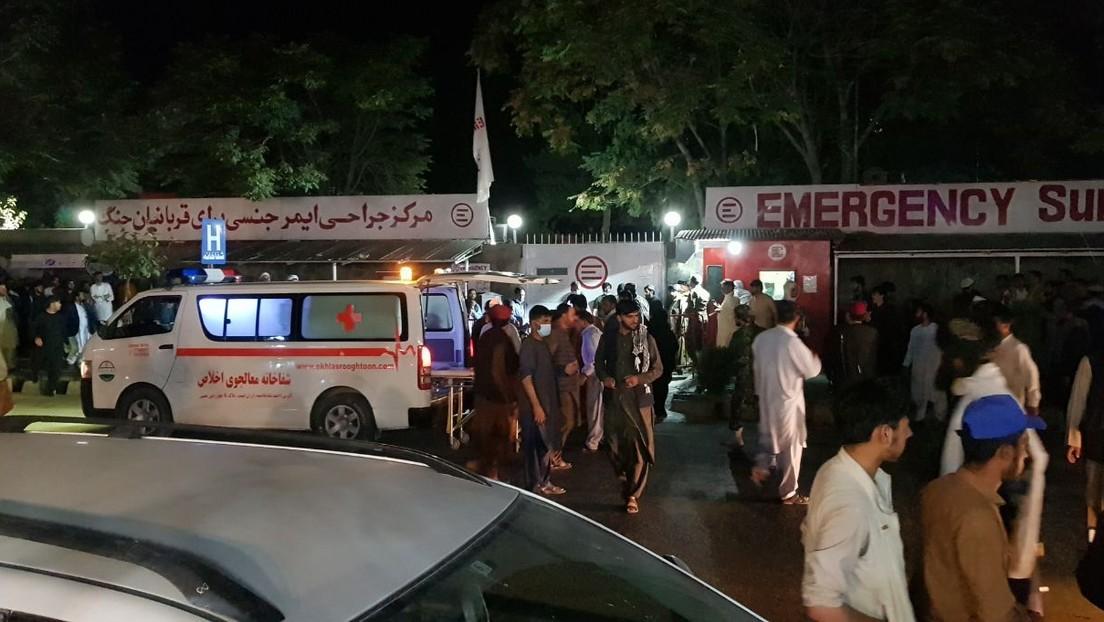 El Pentágono confirma que hay militares estadounidenses entre las víctimas mortales de las dos explosiones en Kabul