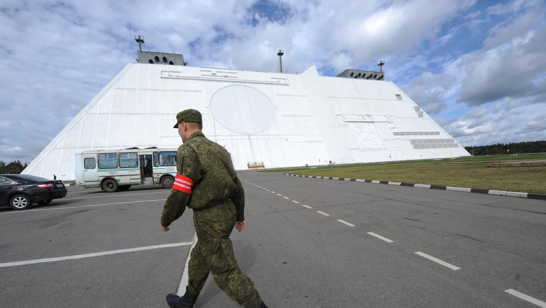 Rusia moderniza un crucial complejo de defensa contra misiles nucleares