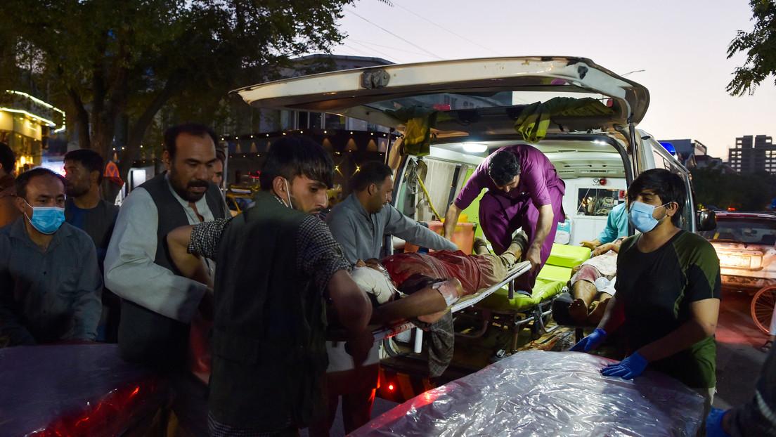 El Estado Islámico se atribuye el ataque en el aeropuerto de Kabul