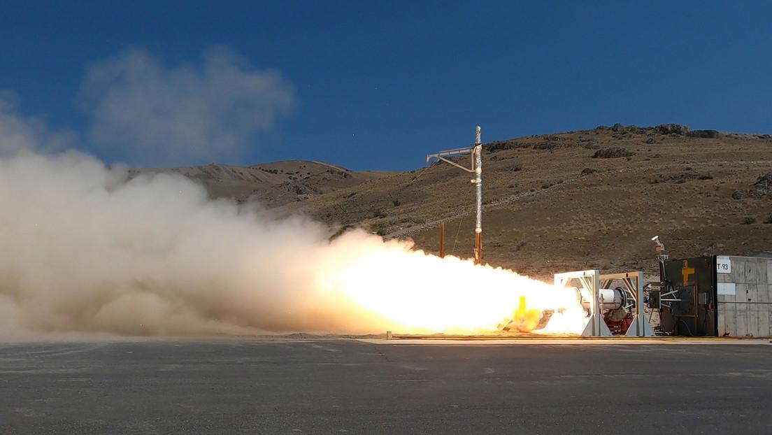Gli Stati Uniti stanno testando il secondo stadio del loro futuro motore missilistico ipersonico, che può superare di cinque volte la velocità del suono