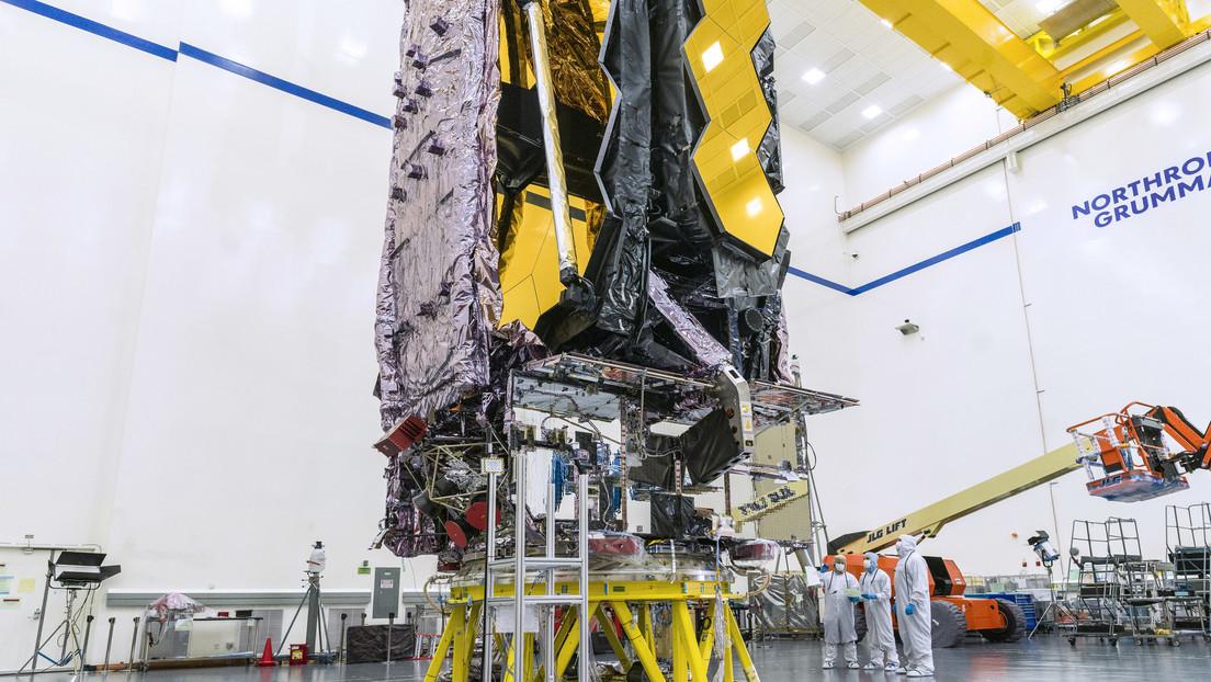 Completan las pruebas del telescopio espacial más potente del mundo, que ayudará a buscar señales de vida extraterrestre