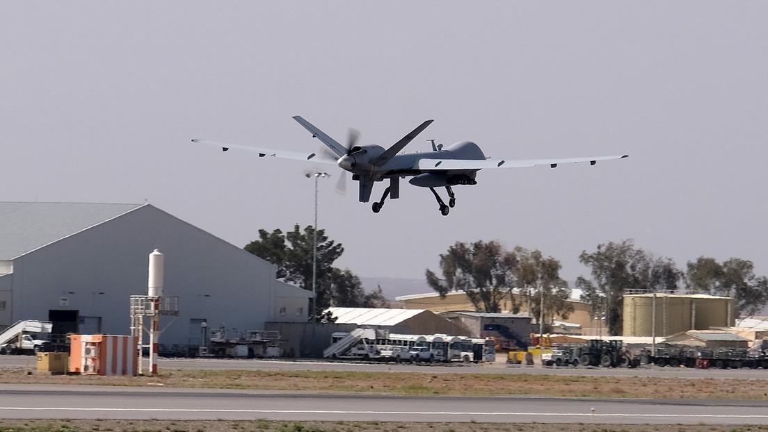 El Pentágono afirma haber eliminado dos terroristas de alto perfil del Estado Islámico en un ataque de dron en Afganistán