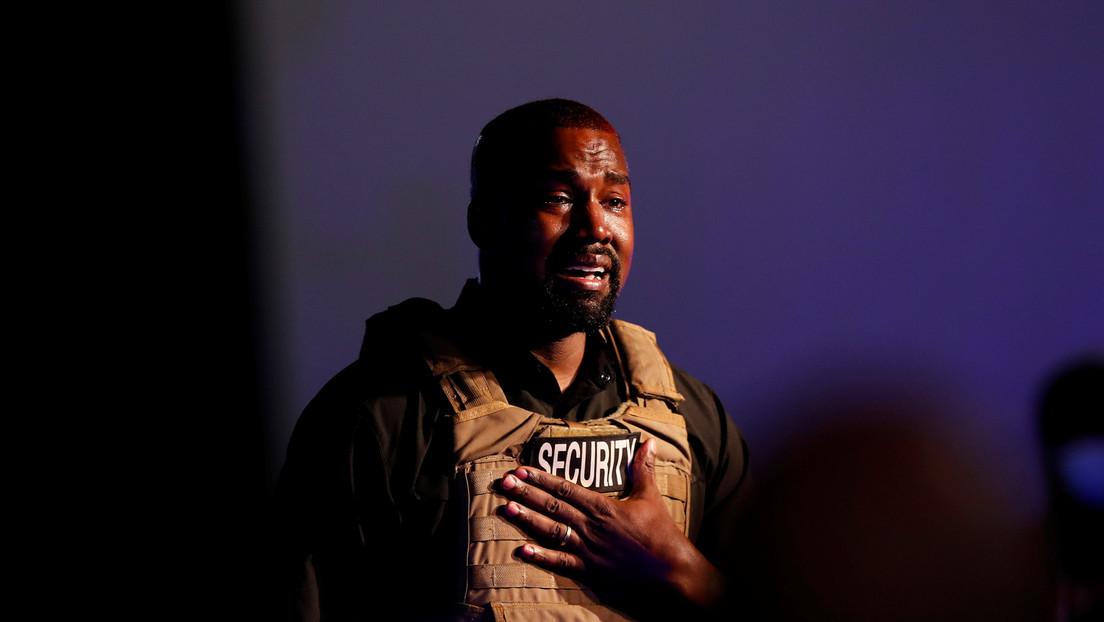 Kanye West lanza 'Donda', su décimo álbum, cuya presentación se pospuso varias veces y se completó en un estadio