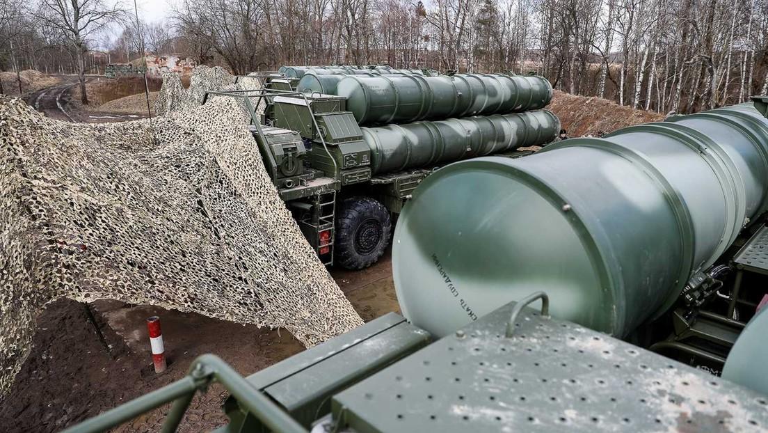 """Erdogan afirma """"no dudar"""" sobre la compra de un segundo lote de S-400 rusos, ignorando las críticas de sus socios de la OTAN"""