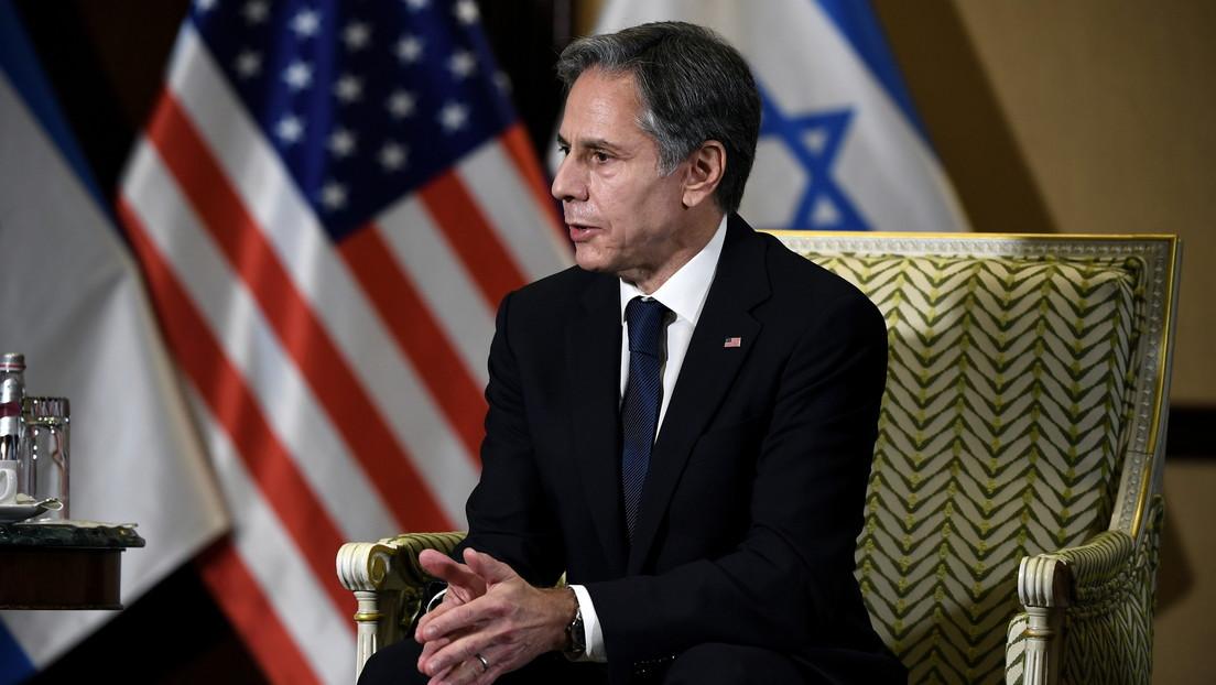"""Blinken: """"No es probable"""" que EE.UU. tenga una """"presencia diplomática en el terreno"""" de Afganistán el 1 de septiembre"""