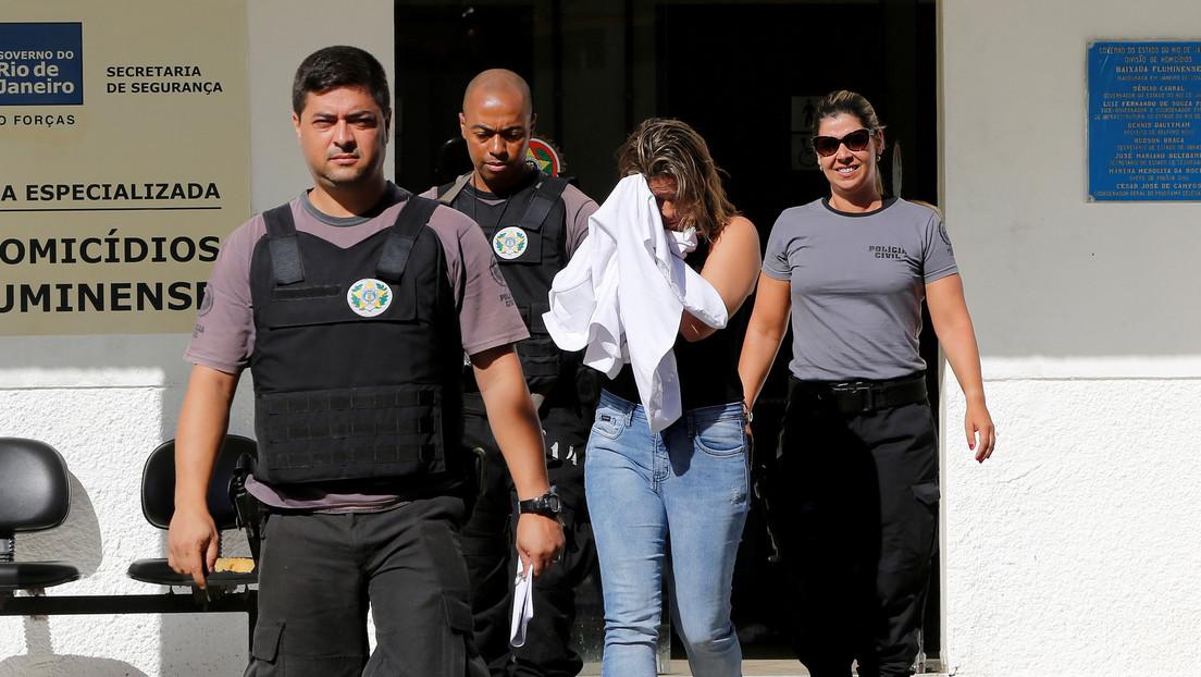 """""""Un acto bestial"""": Condenada por asesinato, junto a su amante, la esposa del embajador griego encontrado calcinado en Brasil"""