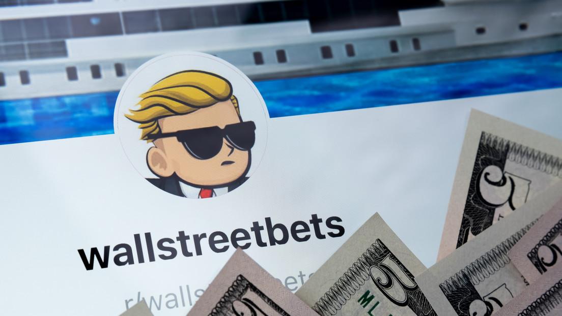 Acciones de una compañía despegan más del 200 % en una semana, tras ser el nuevo objetivo de los inversores de WallStreetBets