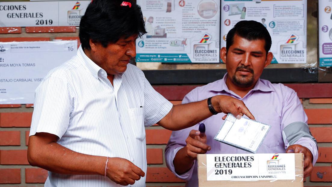 La Contraloría de Bolivia afirma que la OEA incumplió el convenio de verificación de actas para las elecciones de 2019