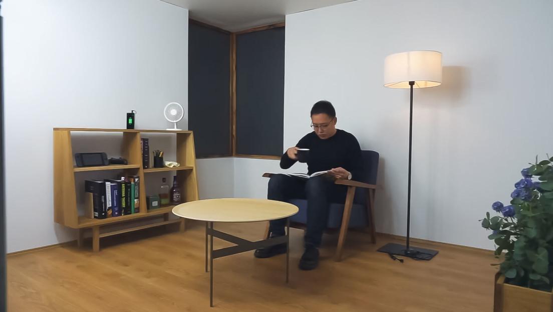 Ingenieros convierten una habitación en sistema de recarga de dispositivos electrónicos sin cables