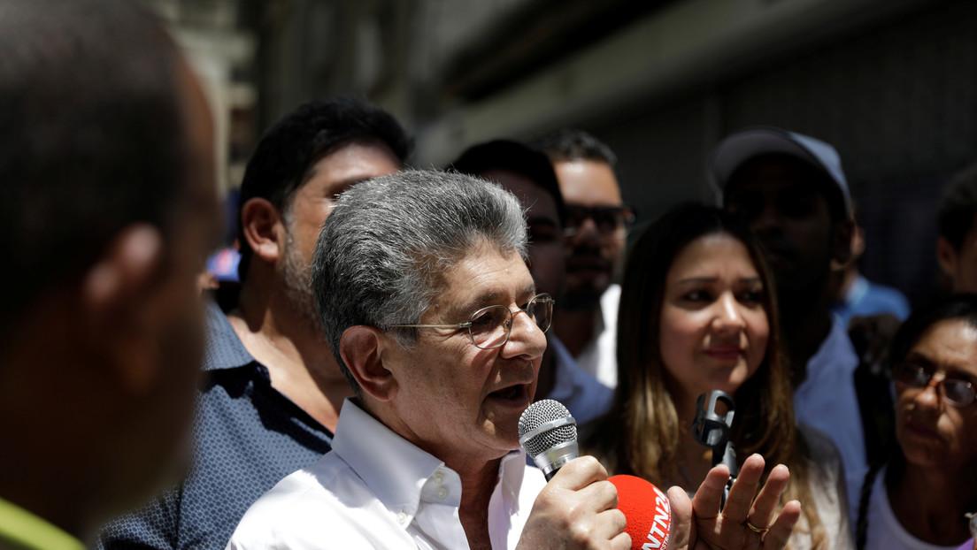 La oposición radical venezolana, vinculada a Juan Guaidó, confirma que participará en las 'megaelecciones' de noviembre
