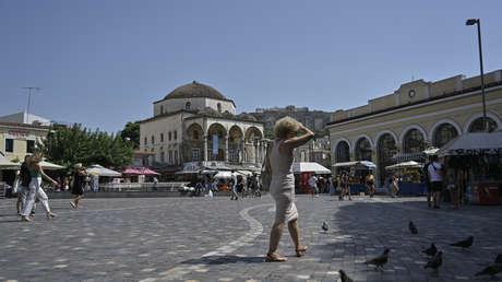 Grecia afronta la peor ola de calor desde 1987