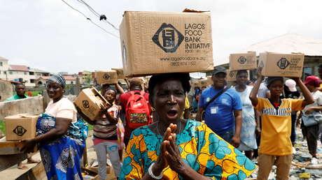 Alerta de la ONU sobre el hambre extrema en el mundo: más de 20 focos en los próximos 4 meses