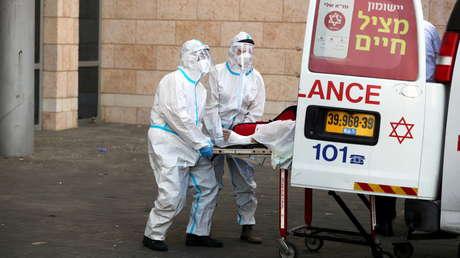 Israel se plantea imponer un nuevo confinamiento nacional de 2 meses para frenar los contagios de covid-19