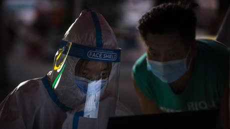 Crean en China una lámpara de desinfección ultravioleta eficaz en un 99,99 % contra el coronavirus