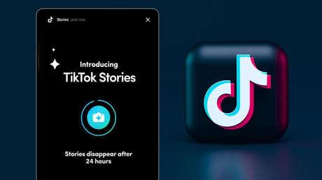 TikTok pone a prueba una función de 'stories' al estilo de Snapchat e Instagram