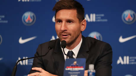 Cómo es estar junto a Mbappé y Neymar, por qué eligió al PSG y otros temas: lo que dijo Messi durante su presentación como nuevo jugador del club