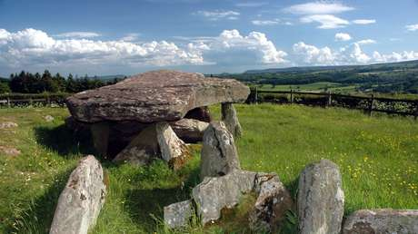 Descubren el origen de la famosa 'piedra de Arturo', un monumento de 5.700 años considerado Patrimonio Cultural de la Humanidad