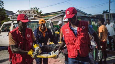 Asciende a 724 el número de muertos y 2.800 los heridos por el terremoto en Haití