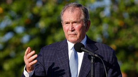 """George W. Bush expresa su """"profunda tristeza"""" por la crisis en Afganistán, 20 años después de desplegar allí las tropas de EE.UU."""