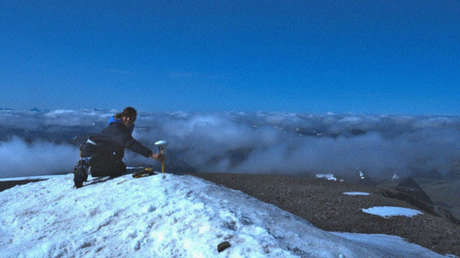 Una montaña sueca se encoge dos metros en un año por el aumento de las temperaturas