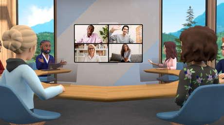 Facebook avanza en la creación de su 'metaverso' lanzando una aplicación para trabajar en oficinas virtuales (VIDEO)