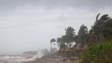 Grace recobra fuerzas y se convierte nuevamente en huracán categoría 1 sobre el Golfo de México