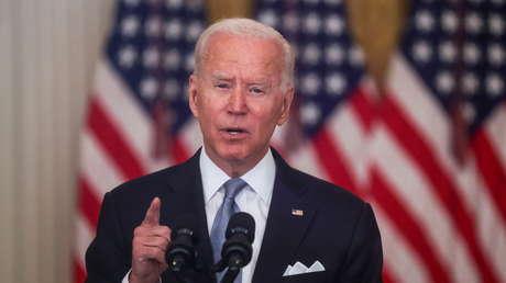"""Biden: La evacuación de Kabul es """"una de las mayores y más difíciles de la historia"""""""
