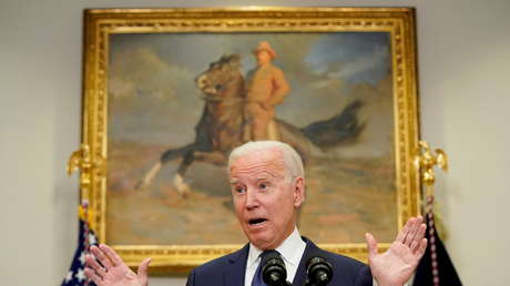 """""""Es una operación increíble"""": Biden revela que EE.UU. ha evacuado unas 33.000 personas de Afganistán desde julio"""