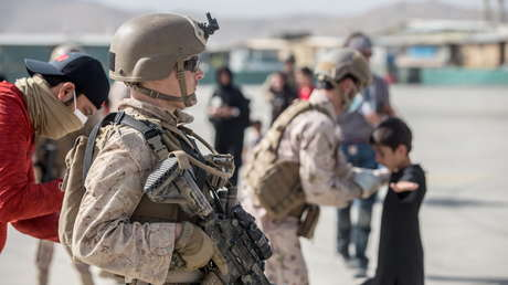 """Los talibanes trazan una """"línea roja"""" y advierten de """"consecuencias"""" si EE.UU. no se retira de Afganistán para el 31 de agosto"""
