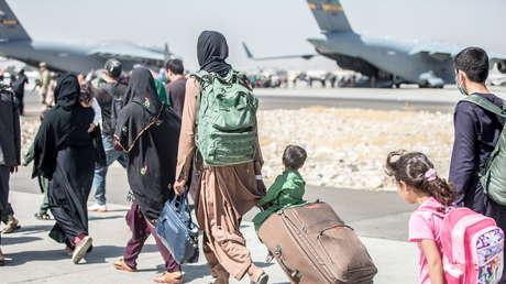 El Ministerio de Defensa ruso evacúa de Afganistán a 500 ciudadanos de Rusia, Ucrania y países de la Organización del Tratado de Seguridad Colectiva