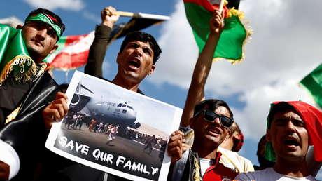 Francia condena a 10 meses de prisión condicional a un afgano recién evacuado de Kabul por violar un control judicial
