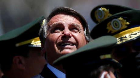 """Bolsonaro dice que le esperan tres alternativas en el futuro: """"Estar arrestado, estar muerto o ganar"""""""