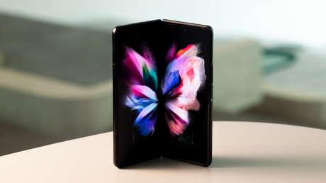 VIDEO: Ponen a prueba la resistencia del nuevo Galaxy Fold3, el teléfono más caro de Samsung