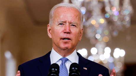 """Biden califica de """"éxito extraordinario"""" la retirada de las tropas estadounidenses de Afganistán"""