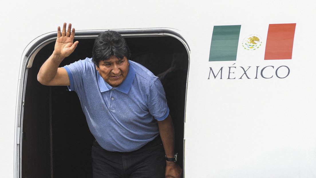 Un piloto mexicano revela que el avión que sacó a Evo Morales de Bolivia fue atacado con un lanzacohetes