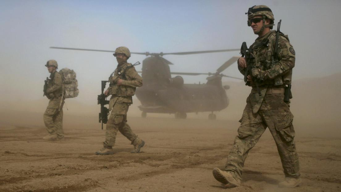 Un exmarine publica en Twitter los nombres de todos los militares de EE.UU. que murieron en los 20 años de la guerra de Afganistán