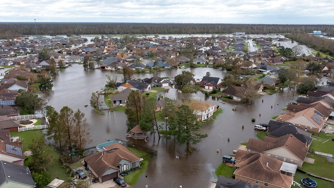 La ONU advierte que el número de desastres naturales se ha quintuplicado durante los últimos 50 años
