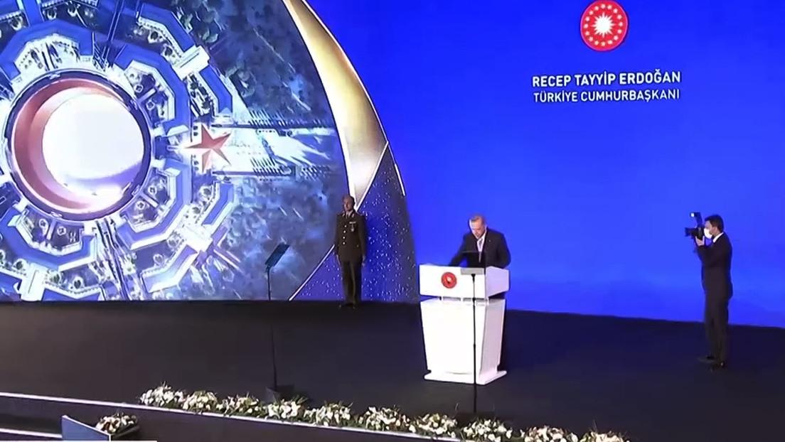 """Turquía construye su propio 'Pentágono' en forma de media luna para """"infundir miedo"""" a sus enemigos"""