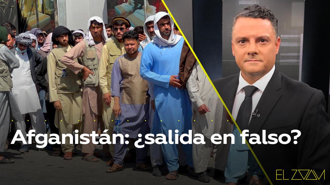 Afganistán: ¿salida en falso?