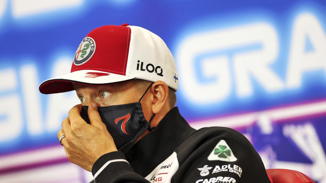 Kimi Raikkonen anuncia su retiro de la Fórmula 1