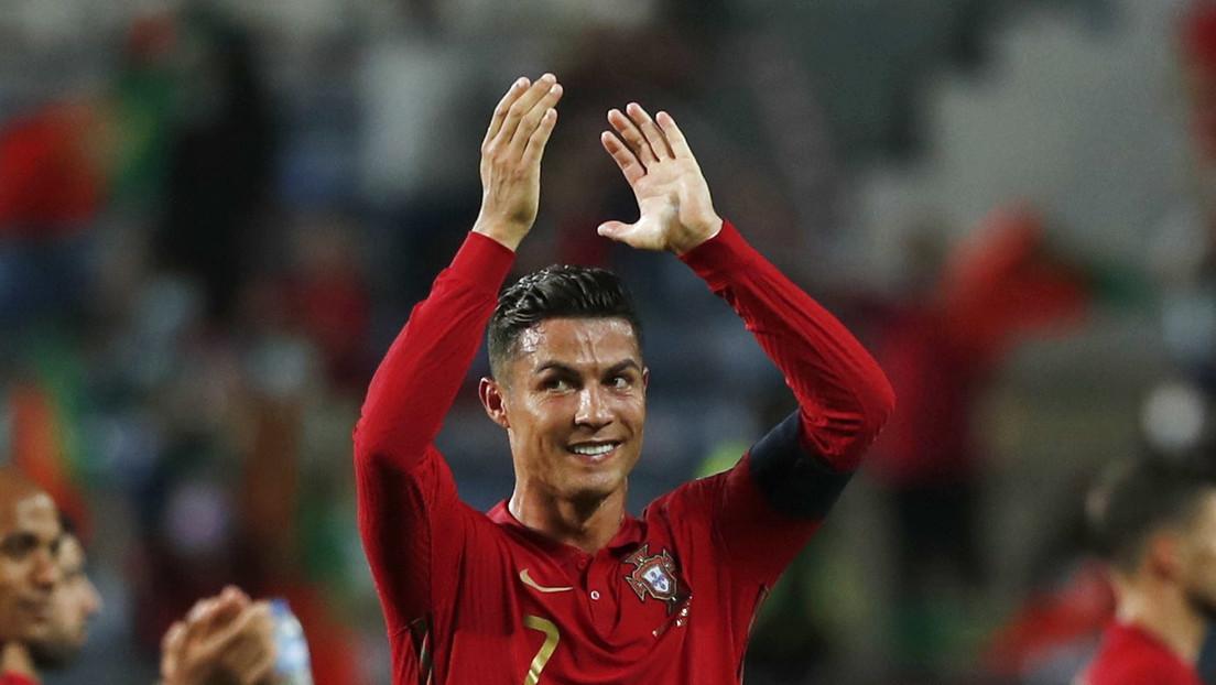 Cristiano Ronaldo fija en 111 goles el nuevo récord del anotador máximo a nivel de selecciones