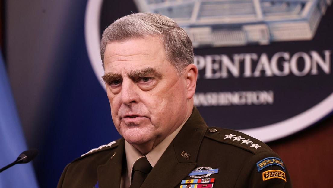 """El Pentágono califica de """"justo"""" el ataque con drones en el aeropuerto de Kabul que reportó la muerte de 7 niños"""