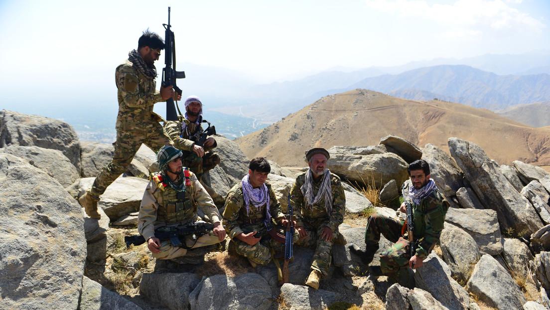 Los talibanes aseguran que mataron a 34 combatientes de la resistencia en la provincia de Panjshir y capturaron 11 puestos de control