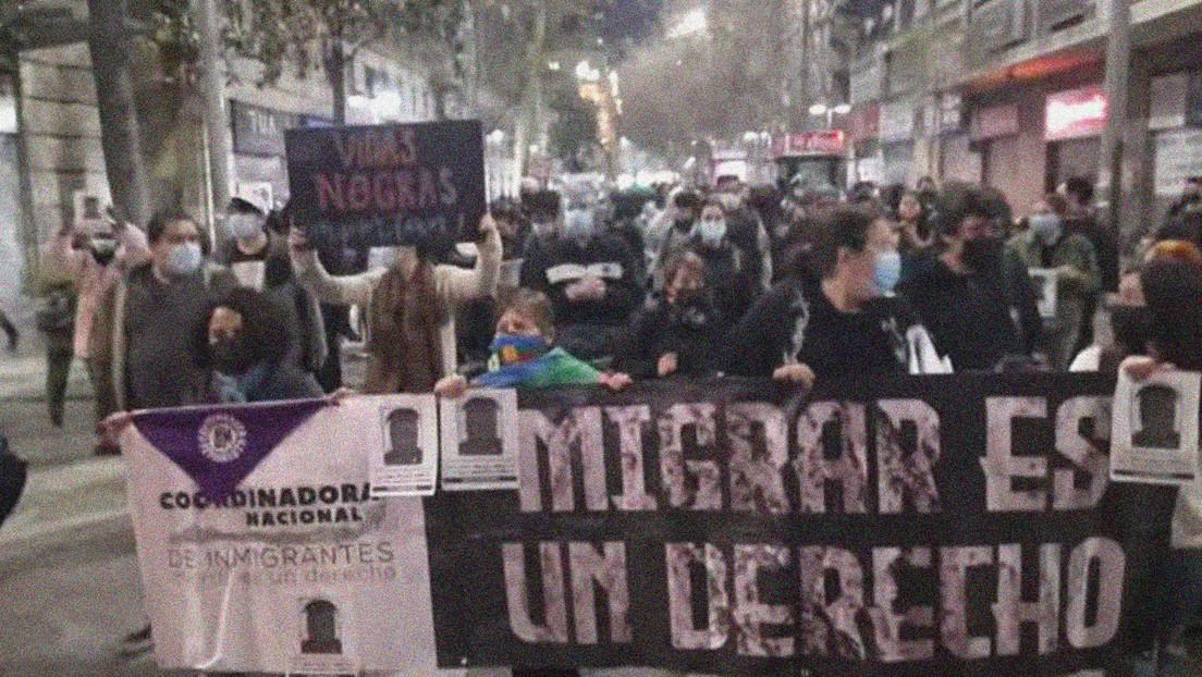 ¿Violencia policial y racismo? Lo que se sabe hasta ahora del homicidio del migrante haitiano Louis Gentil a manos de Carabineros en Chile