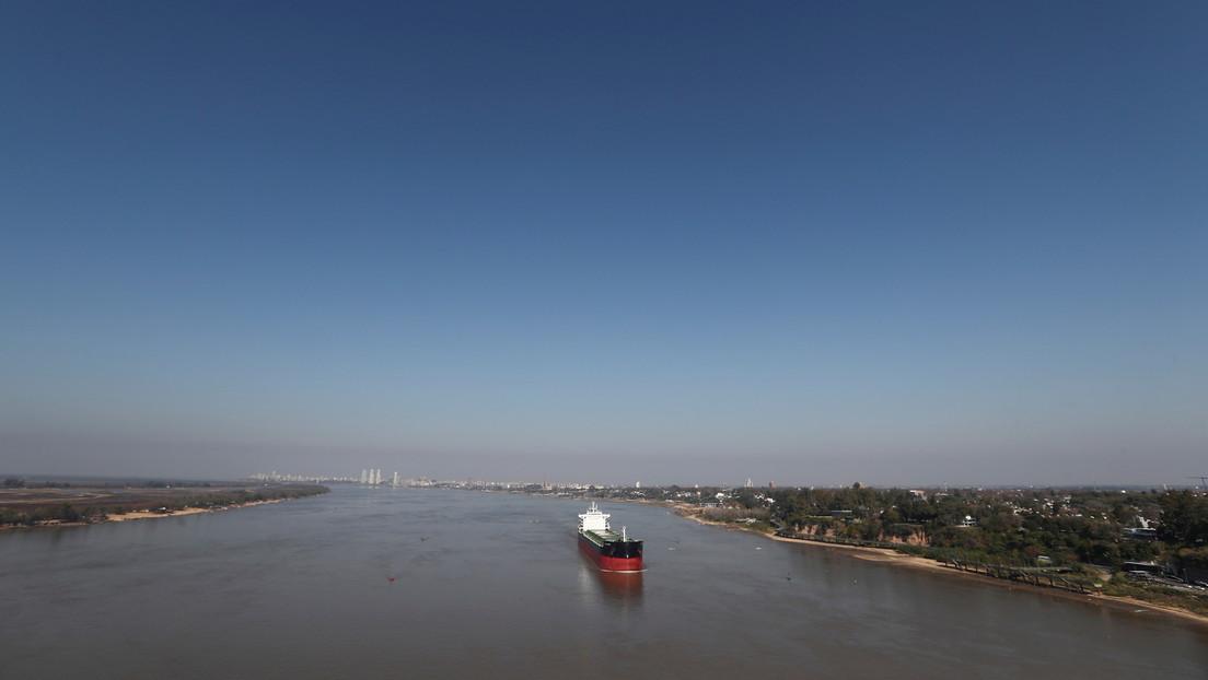 ¿Control estatal o privado? Qué pasará con la concesión de la Hidrovía por la que Argentina traslada el 80% de sus exportaciones