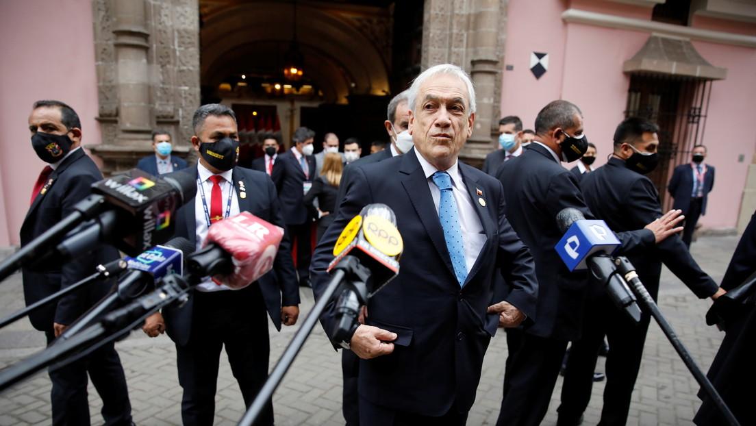 Amnistía Internacional pide a autoridades europeas que aborden las violaciones de DD.HH. en Chile durante la gira de Piñera