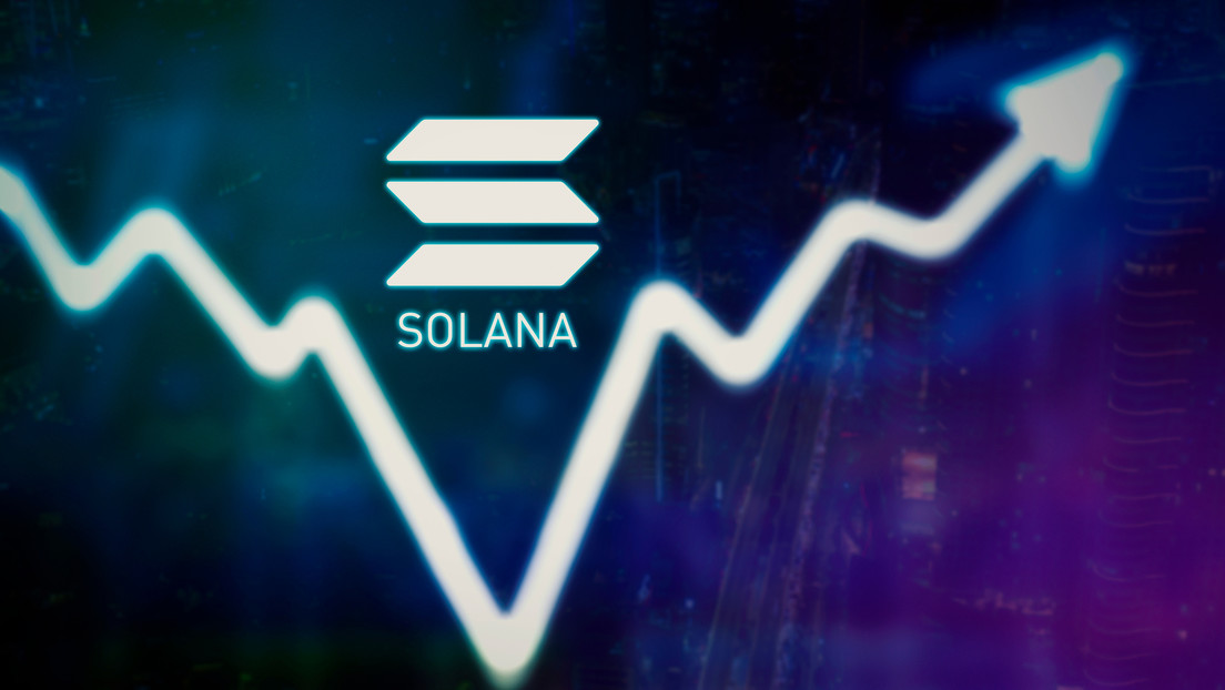 El 'altcoin' Solana se dispara un 24 % en un día y adelanta al Dogecoin en capitalización