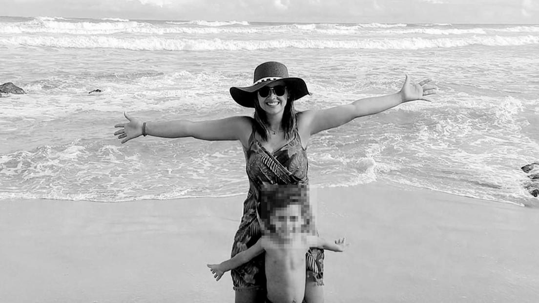 Una madre brasileña muere ahogada al intentar salvar a dos hombres en el mar
